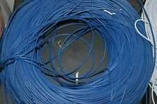 18 AWG  Stranded Wire Blue 10ft 600 Volts 105C