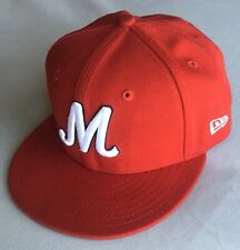 2015-2016 Memphis Redbirds MILB New Era 59FIFTY Hat