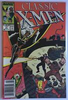 Classic X-Men #11 (Jul 1987, Marvel)