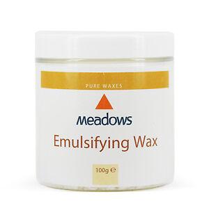 Emulsifying Wax (Meadows Aroma) 100g