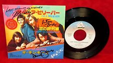 THE MONKEES Signed Autograph Japanese 45 Nesmith Davy Jones Tork Dolenz JSA LOA