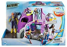DC Super Hero Girls Batgirl & Vehicle Playset dvg94  6+  New