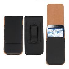 kwmobile Gürtel Tasche für Samsung Galaxy S5 Mini Hülle Holster Kunstleder Etui