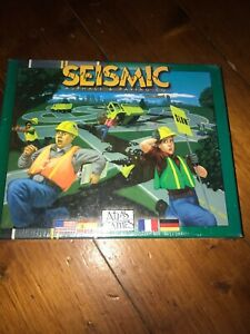 Seismac Board Game New And Sealed