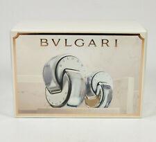 BVLGARI Omnia CRYSTALLINE 65ml EDT Spray Bulgari + 15ml EDT Spray SET NEU/OVP