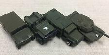 Job Lot of Maisto Armored Military Vehicles