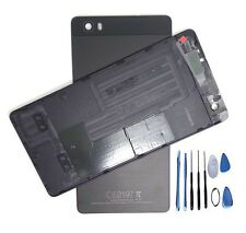 Black Back Door Battery Glass Rear Housing Cover Case For HUAWEI ASCEND P8 LITE