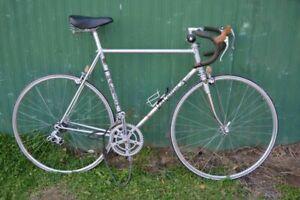 RALEIGH RECORD road bike ! reynolds 531 !!!