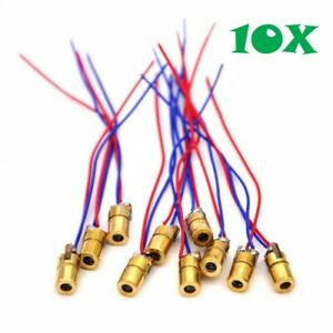 Laser Diode Module Continuous Output Indicator Lighting Replacement Portable