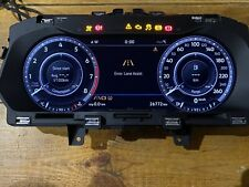 VW Tiguan mk2 Virtual Cockpit Active Speedometer Instrument Cluster 5NA920791B