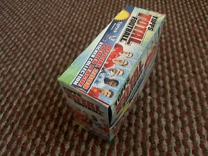 TOPPS TOTAL FOOTBALL 2008 BOX (100 packets), Premier League, RONALDO. VERY RARE