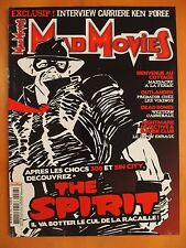MAD MOVIES 208 du 05/2008-The Spirit-Massacre à la ferme-Outlander-Dead Bones