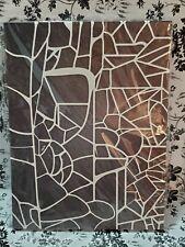 "Contemporary Wall Art Black & White 16""×12"" NEW"