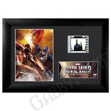 Captain America: Civil War Cap v. Iron Man Series 1 Mini Film Cell