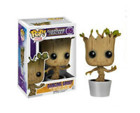 FUNKO POP Guardians of the Galaxy  4 inches Baby Dancing Groot PVC Figure #65
