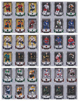 2018-19 Artifacts Numbered Amethyst Aqua Emerald Ruby - Choose From List