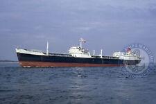 Ship Photo - Alinda Shell Tanker 6X4 (10X15) Photograph