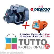 KIT ORIGINALE PEDROLLO pompa autoclave press control EasyPress 2 cisterna pozzo
