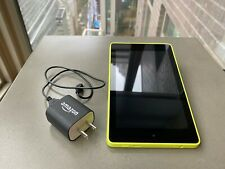 Amazon Fire HD 6 (4th Generation) 8GB, Wi-Fi, 6inch - Citron Lime Green