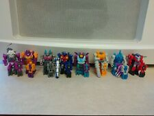 Transformers Power Of The Primes Minicons/Pretenders Lot
