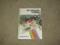 The Applesoft Tutorial Programming Book for Apple II Computer ~ SHIPS FREE!