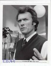 Clint Eastwood Dirty Harry VINTAGE Photo