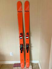 New listing Dps Wailer 99 Alchemist 176 cm length with Phantom and Sth2 Wtr 13 Ski Bindings