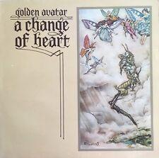 Golden Avatar - A Change of Heart - Vinyl LP 33T