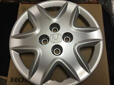 "NEW 01-05 GENUINE HONDA CIVIC 14"" 6 SPOKES WHEEL COVER hubcap HUB CAP"