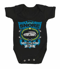 Vestiti nero casual per bambino da 0 a 24 mesi 100% Cotone