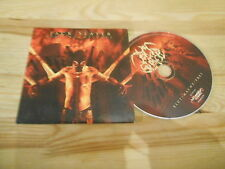 CD Metal Jack Slater-sangue rende liberi (10) canzone PROMO era Anthem Rec CB