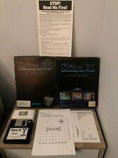 ULTIMA VII 7 THE BLACK GATE COMPLETE 100% WITH MAP AND TOKEN FIRST EDITION