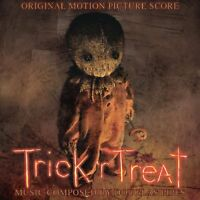 TRICK 'R TREAT Douglas Pipes CD Soundtrack SCORE La-La Land Horror HALLOWEEN New