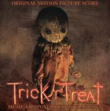 TRICK 'R TREAT Douglas Pipes CD Soundtrack SCORE La-La Land Horror HALLOWEEN New