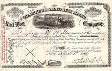Oil Creek & Allegheny River Railway