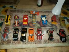 Hot Wheels, Matchbox, The ERTL, Corgi, Kidco, Zylmex, and Hartop.