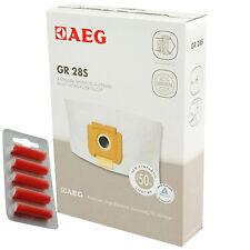 AEG Genuine Vacuum Cleaner Hoover GR 28S Micro Filter + Dust Bags x 4 + Fresh