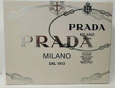 Prada Milano Infusion D'Homme by Prada for Men Set - EDT Spray 6.7oz + ASB 3.4oz