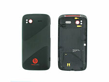 ORIGINALE HTC Sensation XE Nero BATTERIA COVER - 74h02086-03m
