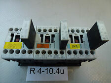 Siemens 3RT1016-1BB41 + Siemens 3RT1016-1BB42 + Siemens 3RT1017-1AB01 DC 24V ++