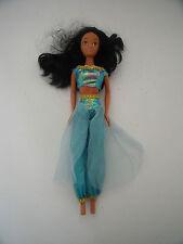 """PRINCESS Jasmine-Aladdin 12 """"Doll-DISNEY STORE"""