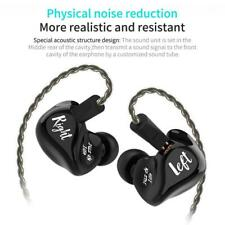 KZ ZS3E Earphone Dynamic HIFI Stereo Headset In Ear Monitor Sport Headphone