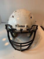 SCHUTT Vengeance Hybrid Plus Youth Football Helmet White Medium