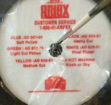 "Ardex Compounding Pad Foam - Heavy Cut - Fits 6-7"" Hook & Loop Backplate"