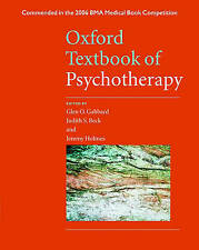 Oxford Textbook of Psychotherapy by