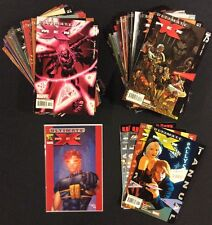 ULTIMATE X-MEN #51 - 100 Comic Books FULL RUN Wizard 1/2 Annual Marvel Wolverine