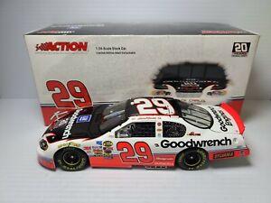 2005 Kevin Harvick #29 GM Goodwrench / Atlanta Special 1:24 NASCAR Action MIB