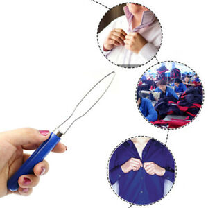 Button Hook Zipper Pull Helper Dressing Aid Auxiliary Device Tool For Elderly
