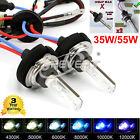 35W/55W METAL BASE H7 HID Xenon Replacement Bulbs Headlight Lamp Light