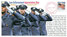 "COVERSCAPE computer designed ""National Law Enforcement Appreciation Day"" cover"